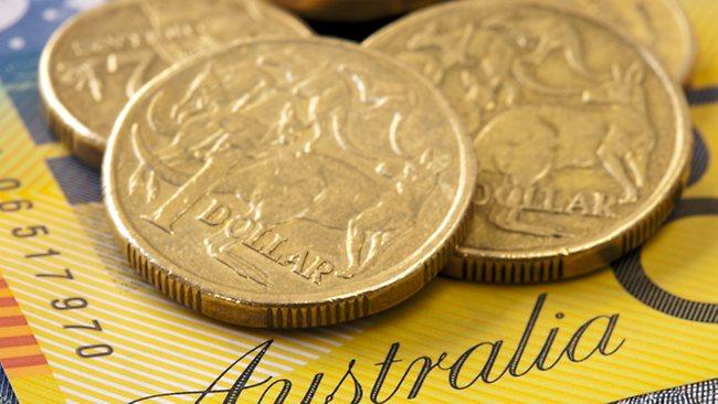 AU dollar